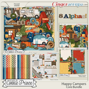 Happy Campers - Core Bundle