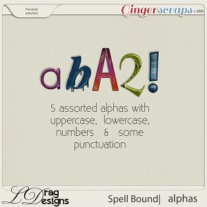 Spellbound: Alphas by LDragDesigns