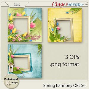 Spring harmony QPs Set
