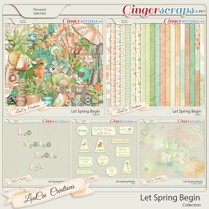 Let Spring Begin Collection