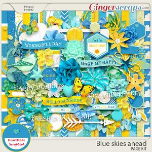 Blue skies ahead - kit