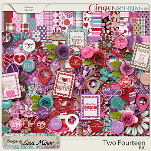 Two Fourteen from Designs by Lisa Minor