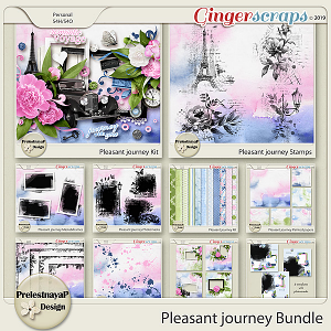 Pleasant journey Bundle