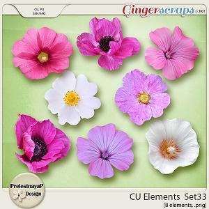 CU Elements Set33 by PrelestnayaP Design