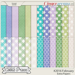 #2016 February - Extra Papers