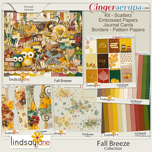 Fall Breeze Collection by Lindsay Jane