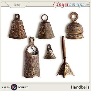 Handbells by Karen Schulz