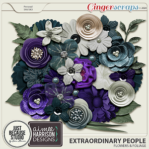 Extraordinary People Flowers by JB Studio & Aimee Harrison