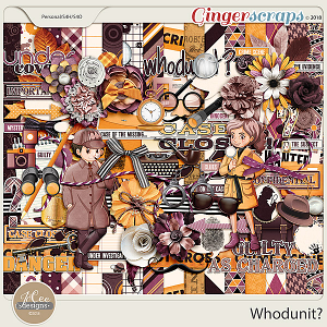 Whodunit Kit by JoCee Designs