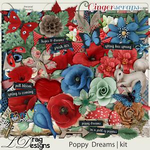 Poppy Dreams by LDragDesigns