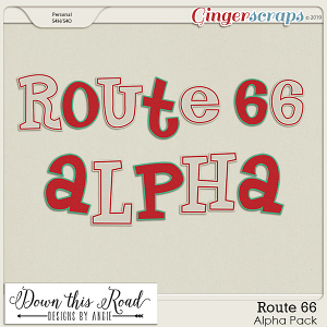Route 66 | Alpha Pack