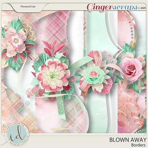 Blown Away Borders by Ilonka's Designs
