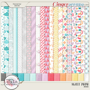 Sweet Mama - Papers - by Neia Scraps