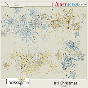 Its Christmas Scatterz by Lindsay Jane