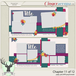 Chapter 11 of 12 by Dear Friends Designs