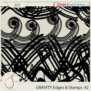 Gravity Edges&Stamps#2