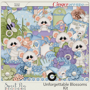 Unforgettable Blossoms Kit