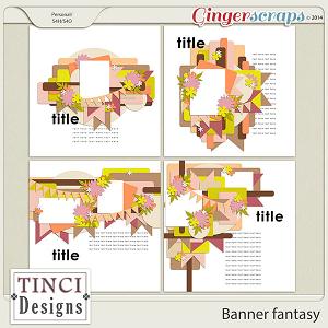 Banner fantasy