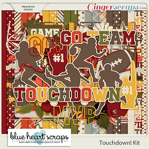 Touchdown Digital Kit