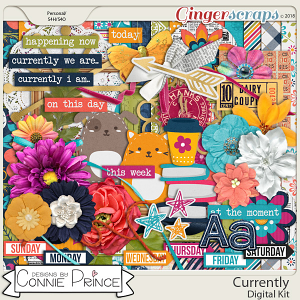 Currently - Kit by Connie Prince
