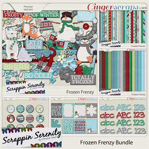 Frozen Frenzy Bundle