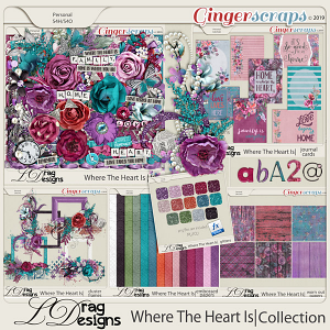 Where The Heart Is: The Collection by LDragDesigns
