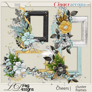 Cheers:Cluster Frames by LDragDesigns