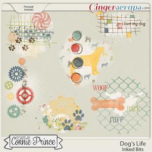 Dog's Life - Inked Bits