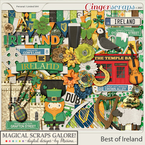 Best of Ireland (page kit)