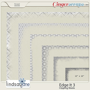 Edge It 3 by Lindsay Jane