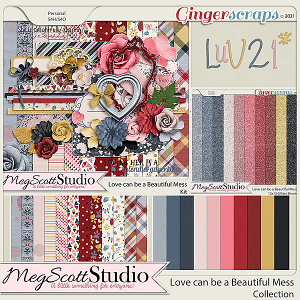 Love can be a Beautiful Mess Collection