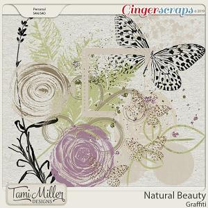 Natural Beauty Graffiti by Tami Miller Designs