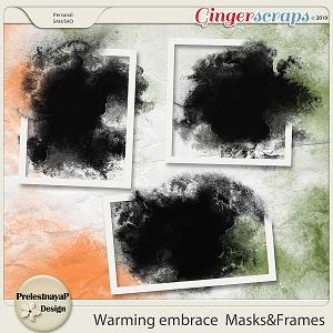 Warming embrace Masks&Frames