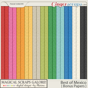 Best of Mexico (bonus papers)