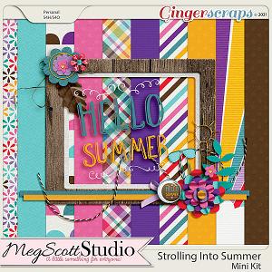 Strolling into Summer Mini Kit