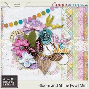 Bloom and Shine Welcome Wagon Mini