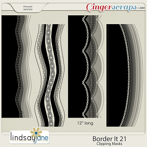 Border It 21 by Lindsay Jane