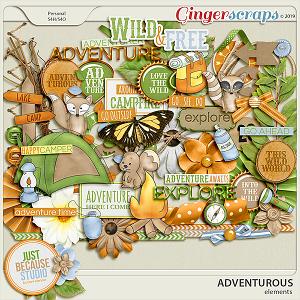 Adventurous Elements by JB Studio