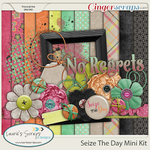 Seize The Day Mini Kit