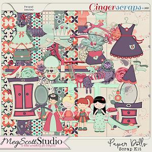 Paper Dolls - Kit