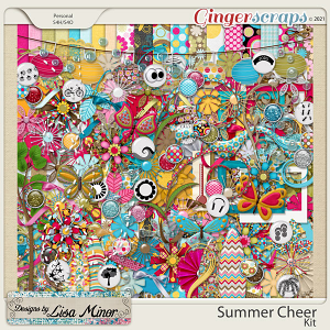 Summer Cheer from Designs by Lisa Minor