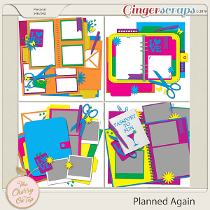 The Cherry On Top:  Planned, Again Templates