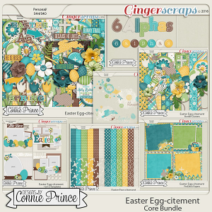 Easter Egg-citement - Bundle