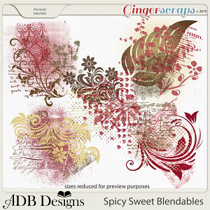 Spicy Sweet Blendables by ADB Designs