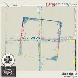 Shopaholic Edges by Aimee Harrison and JB Studio