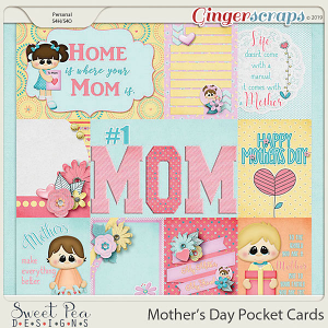 Mother's Day Pocket Cards