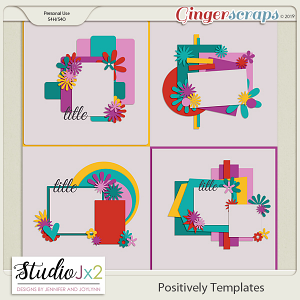 Positively Template Pack