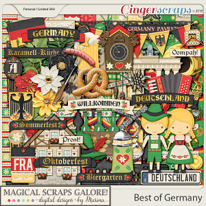 Best of Germany (page kit)