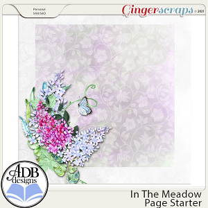 In the Meadow Stacked Paper Gift 01 by ADB Designs