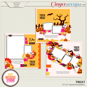 Treat Templates by JB Studio